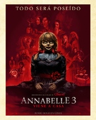 Annabelle Comes Home - Mexican Movie Poster (xs thumbnail)