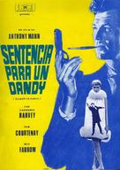 A Dandy in Aspic - Spanish Movie Poster (xs thumbnail)