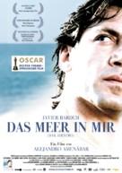 Mar adentro - German Movie Poster (xs thumbnail)