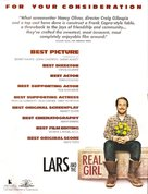 Lars and the Real Girl - For your consideration poster (xs thumbnail)