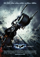 The Dark Knight - German Movie Poster (xs thumbnail)