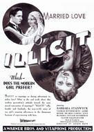Illicit - poster (xs thumbnail)