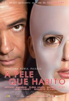 La piel que habito - Brazilian Movie Poster (xs thumbnail)