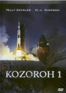 Capricorn One - Czech Movie Cover (xs thumbnail)