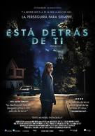 It Follows - Mexican Movie Poster (xs thumbnail)