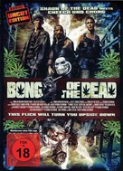 Bong of the Dead - German DVD cover (xs thumbnail)