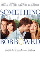 Something Borrowed - DVD cover (xs thumbnail)