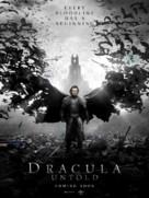 Dracula Untold - Movie Poster (xs thumbnail)