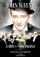 Lady from Louisiana - DVD cover (xs thumbnail)
