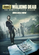 """""""The Walking Dead"""" - Video release movie poster (xs thumbnail)"""