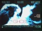 Ghost - British Movie Poster (xs thumbnail)