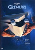 Gremlins - French DVD movie cover (xs thumbnail)