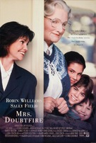 Mrs. Doubtfire - Movie Poster (xs thumbnail)