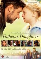 Fathers and Daughters - Danish Movie Cover (xs thumbnail)