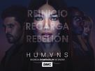 """""""Humans"""" - Argentinian Movie Poster (xs thumbnail)"""