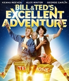 Bill & Ted's Excellent Adventure - Blu-Ray cover (xs thumbnail)