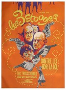 The Outlaws Is Coming - French Movie Poster (xs thumbnail)