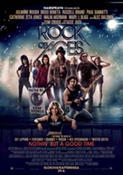 Rock of Ages - Finnish Movie Poster (xs thumbnail)