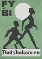 Dødsbokseren - Danish Movie Poster (xs thumbnail)