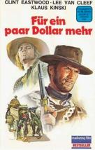 Per qualche dollaro in più - German Movie Cover (xs thumbnail)