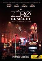 The Zero Theorem - Hungarian Movie Poster (xs thumbnail)