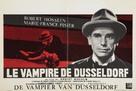 Le vampire de Düsseldorf - Belgian Movie Poster (xs thumbnail)