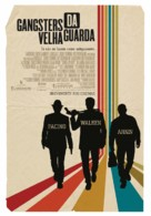 Stand Up Guys - Portuguese Movie Poster (xs thumbnail)