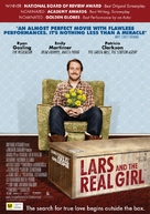 Lars and the Real Girl - Australian Movie Poster (xs thumbnail)