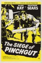 Four Desperate Men - British Movie Poster (xs thumbnail)