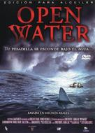 Open Water - Spanish DVD cover (xs thumbnail)