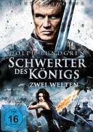 In the Name of the King: Two Worlds - German Movie Cover (xs thumbnail)