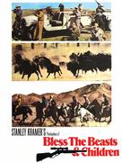 Bless the Beasts & Children - Movie Cover (xs thumbnail)