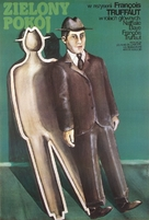 Chambre verte, La - Polish Movie Poster (xs thumbnail)