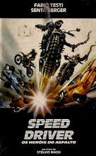 Speed Driver - Brazilian VHS cover (xs thumbnail)