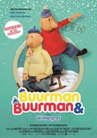 Buurman & Buurman: Winterpret - Dutch Movie Poster (xs thumbnail)