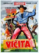 Wichita - Yugoslav Movie Poster (xs thumbnail)