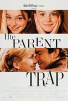 The Parent Trap - Movie Poster (xs thumbnail)