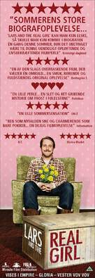 Lars and the Real Girl - Danish Movie Poster (xs thumbnail)