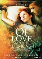 Del amor y otros demonios - Movie Poster (xs thumbnail)
