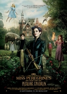 Miss Peregrine's Home for Peculiar Children - Dutch Movie Poster (xs thumbnail)