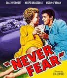 Never Fear - Blu-Ray movie cover (xs thumbnail)