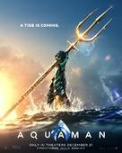 Aquaman - Movie Poster (xs thumbnail)