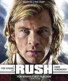 Rush - Canadian Blu-Ray movie cover (xs thumbnail)