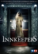 The Innkeepers - French DVD cover (xs thumbnail)