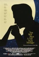 You Will Meet a Tall Dark Stranger - Movie Poster (xs thumbnail)