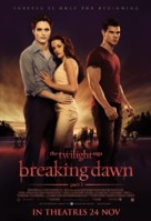 The Twilight Saga: Breaking Dawn - Part 1 - Singaporean Movie Poster (xs thumbnail)