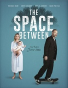 The Space Between - Canadian DVD movie cover (xs thumbnail)