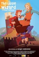 El pequeño mago - Spanish Movie Poster (xs thumbnail)