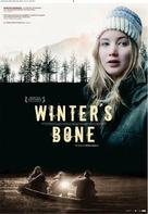 Winter's Bone - Norwegian Movie Poster (xs thumbnail)