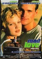 Mad Love - Spanish Movie Poster (xs thumbnail)